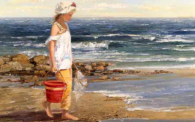 Pintura de Sally Swatland